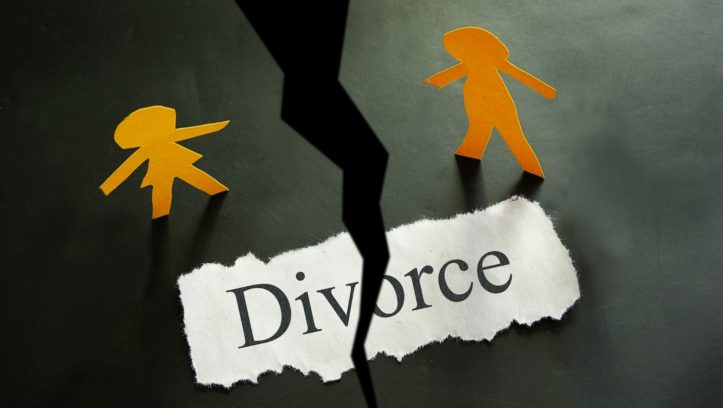 florida vs california how do they deal with divorce the